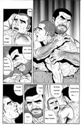 Exploit for the sake of male bonding - hentai gay. - Gay Comics