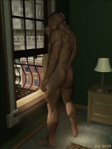 3D Gay porn - Awesome male bodies 3D Gay Porn